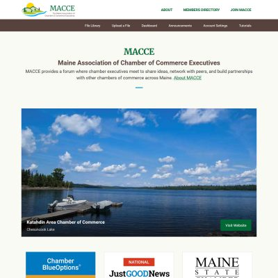 Maine Association of Chamber of Commerce Executives